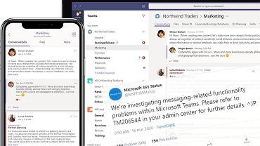 Microsoft Teams ma problemy ze stabilnością
