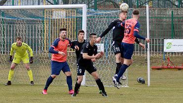 Sobota, 6 marca 2021 r. Piłkarska trzecia liga: Warta Gorzów - Górnik II Zabrze 0:1 (0:1)