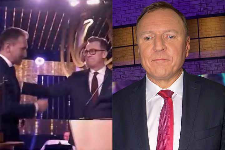 Jacek Kurski, Piotr Kraśko, Maciej Orłoś