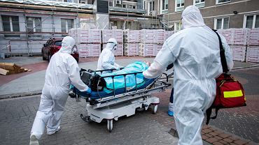 Pandemia koronawirusa. Samodzielny Publiczny Szpital Kliniczny Nr 4 w Lublinie, 1 czerwca 2020