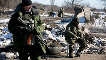 Separatyści w Debalcewem. Rebelianci atakowali wbrew umowie o zawieszeniu ognia z 12 lutego z Mińska