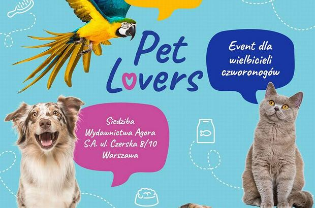 25 maja wielbiciele czworonogów będą mogli wziąć udział w wyjątkowym wydarzeniu. Każdy, kto kocha psy i koty, musi się na nim pojawić.