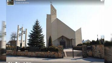 Ksiądz z Łobodna rzucił na parafian klątwę