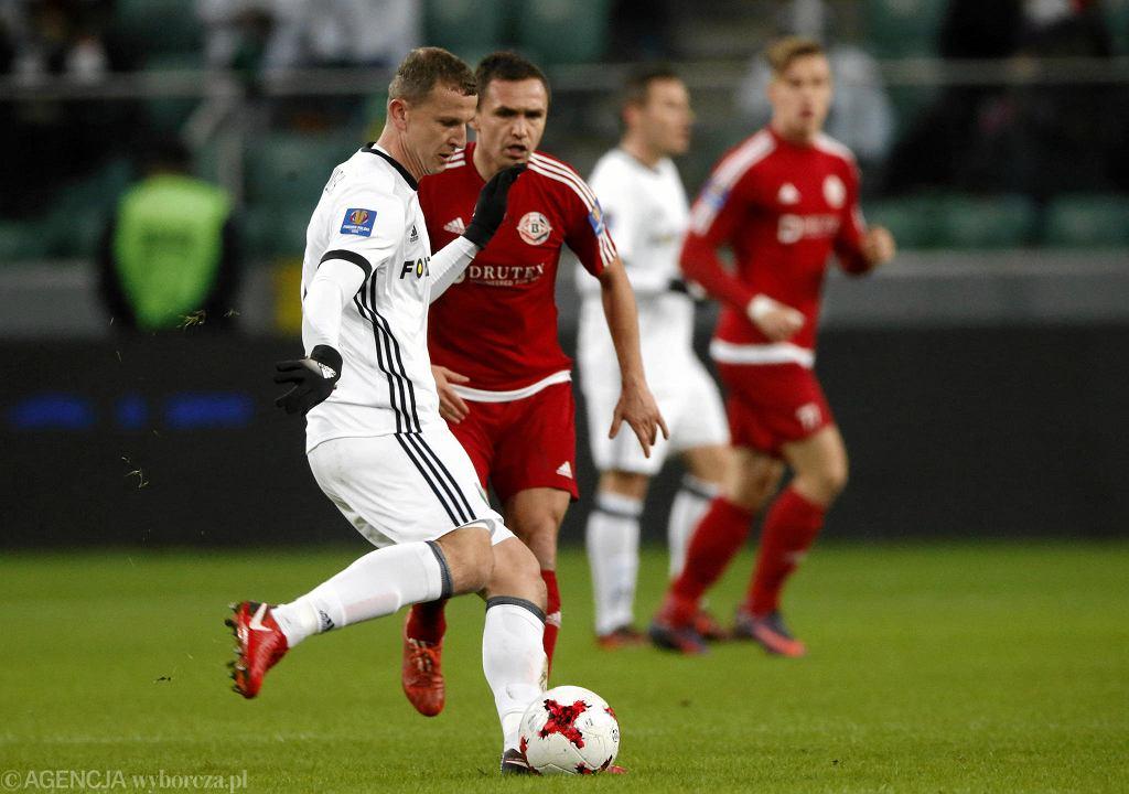 Puchar Polski. Legia - Bytovia 4:2
