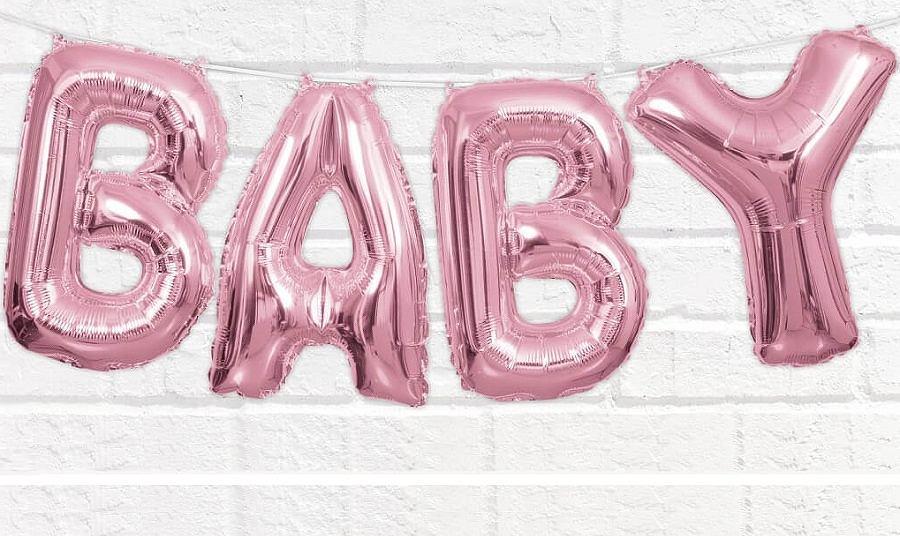 Pomysły na dekoracje mieszkania na Baby Shower.