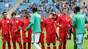MŚ U20. Tahiti - Senegal 0:3