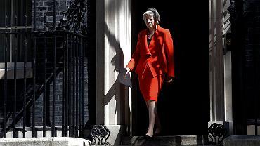 Theresa May rezygnuje ze stanowiska