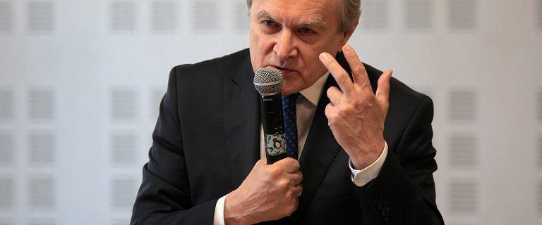 Minister Gliński ws. Westerplatte.
