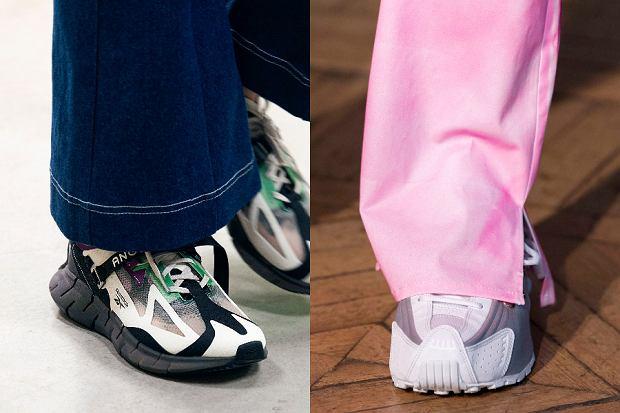 Sneakersy na wiosnę — poznaj 5 najmodniejszych modeli