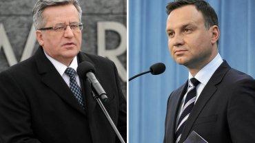 W czwartek debata prezydencka Bronisław Komorowski - Andrzej Duda