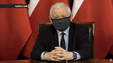 Wicepremier ds. bezpieczeństwa Jarosław Kaczyński