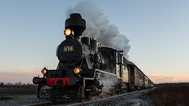Sennik - pociąg. Zdjęcie ilustracyjne