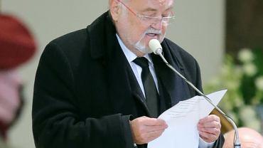 """Andrzej Kosmala, menadżer Krzysztofa Krawczyka, przekazał słowa od żony artysty. """"Nie żegnaj, lecz do widzenia"""""""