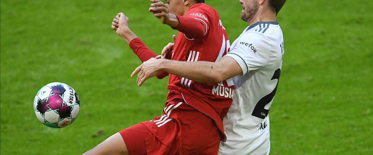 Bayern stracił zwycięstwo w ostatnich minutach meczu! Ależ błąd obrony!