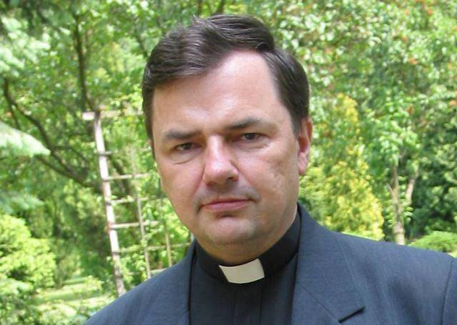 Ks. prof. Paweł Bortkiewicz