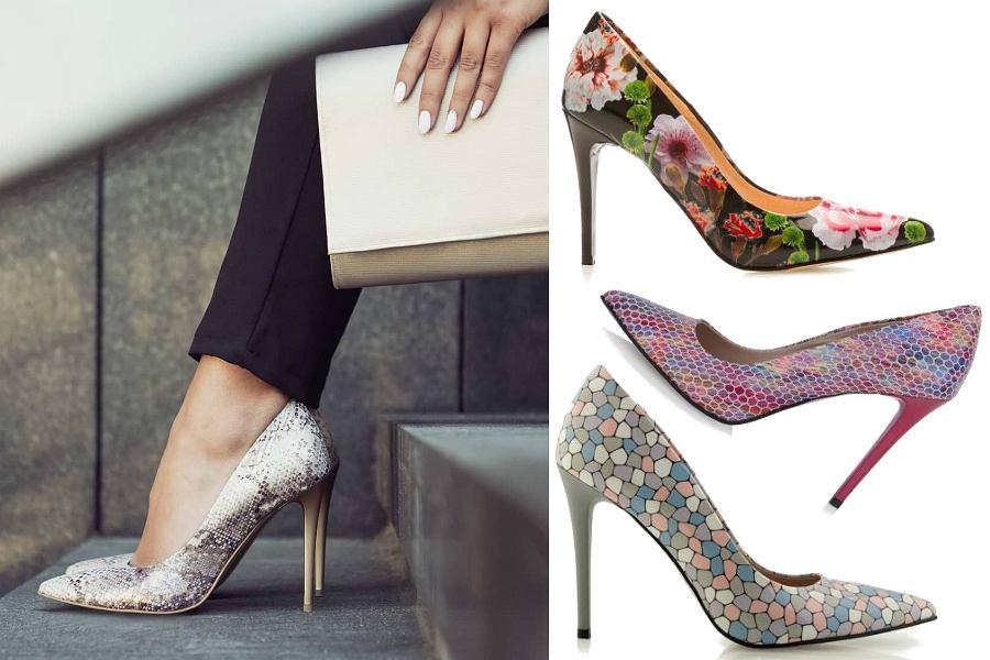 Eleganckie buty na lato - szpilki