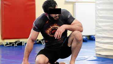 Mamed K., gwiazdor MMA