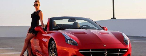 Ferrari California T | Sposób na klientów