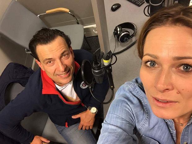 Odeta Moro i Dariusz Kordek w programie 'Morowy Weekend'
