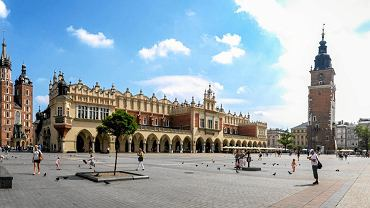 Kraków, Rynek Głowny
