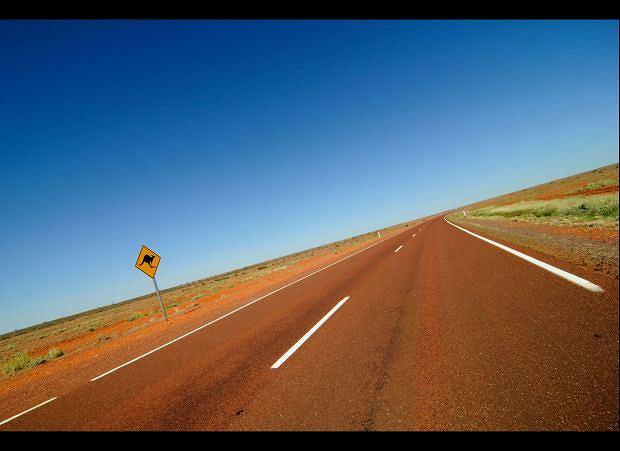 Autostrada w Australii