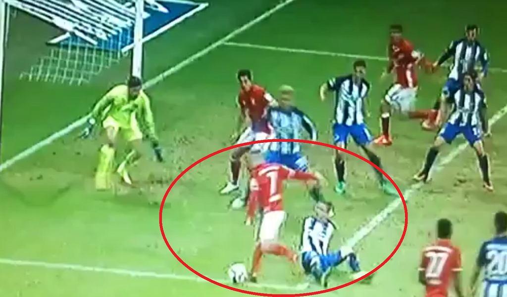 Gol Ribery'ego