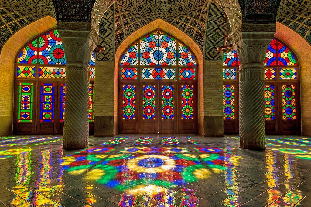 Meczet Nasir ol-Molk