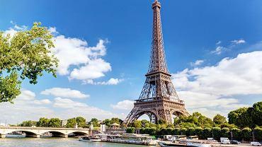 Francja, Paryż, Wieża Eiffla