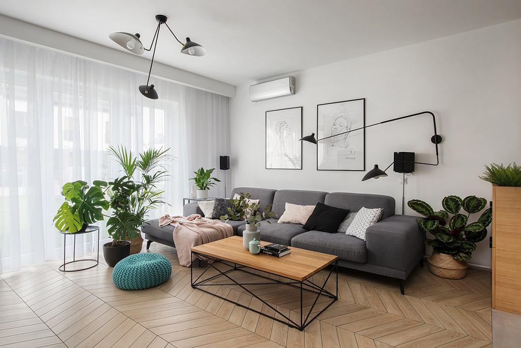 Komfortowa sofa to podstawa nowoczesnego salonu