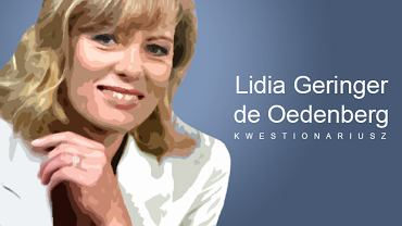 Lidia Geringer de Oedenberg