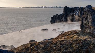 Sky Lagoon na Islandii