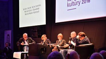 Kongres Kultury 2016 w PKIN w Warszawie