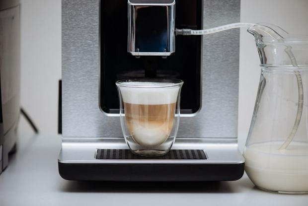 Cappuccino z ekspresu Krups
