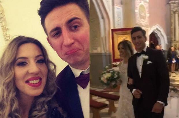 Małgosia i Paweł z 'Rolnik szuka żony' wzięli ślub