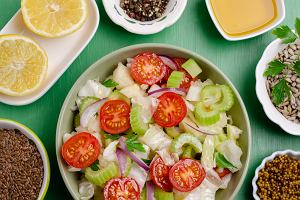 Dieta roślinna zmniejsza ryzyko zachorowania na cukrzycę typu 2