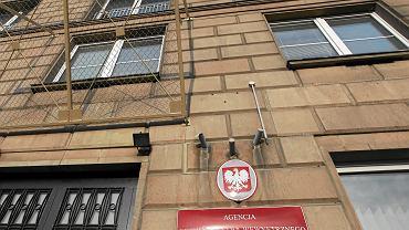 Budynek ABW  przy ul. Rakowieckiej