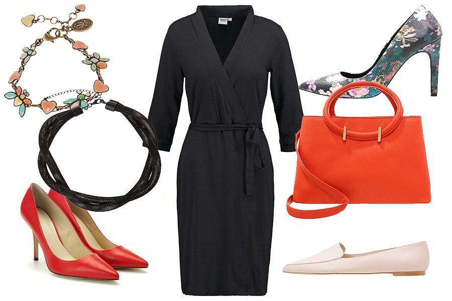 Jakie Dodatki Dobrac Do Czarnej Sukienki Propozycje Na Rozne Okazje