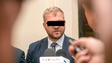 Były radny PiS Rafał P. miał znęcać się nie tylko nad żoną, ale również kobietą, z którą związał się po rozwodzie