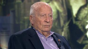 Stanisław Aronson w programie 'Fakty po Faktach'