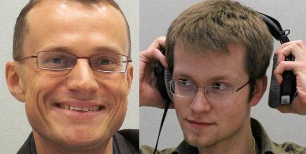 Marek Magierowski i Jakub Janiszewski