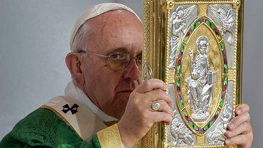 Papież Franciszek wypowiedział się o pedofilii w Kościele