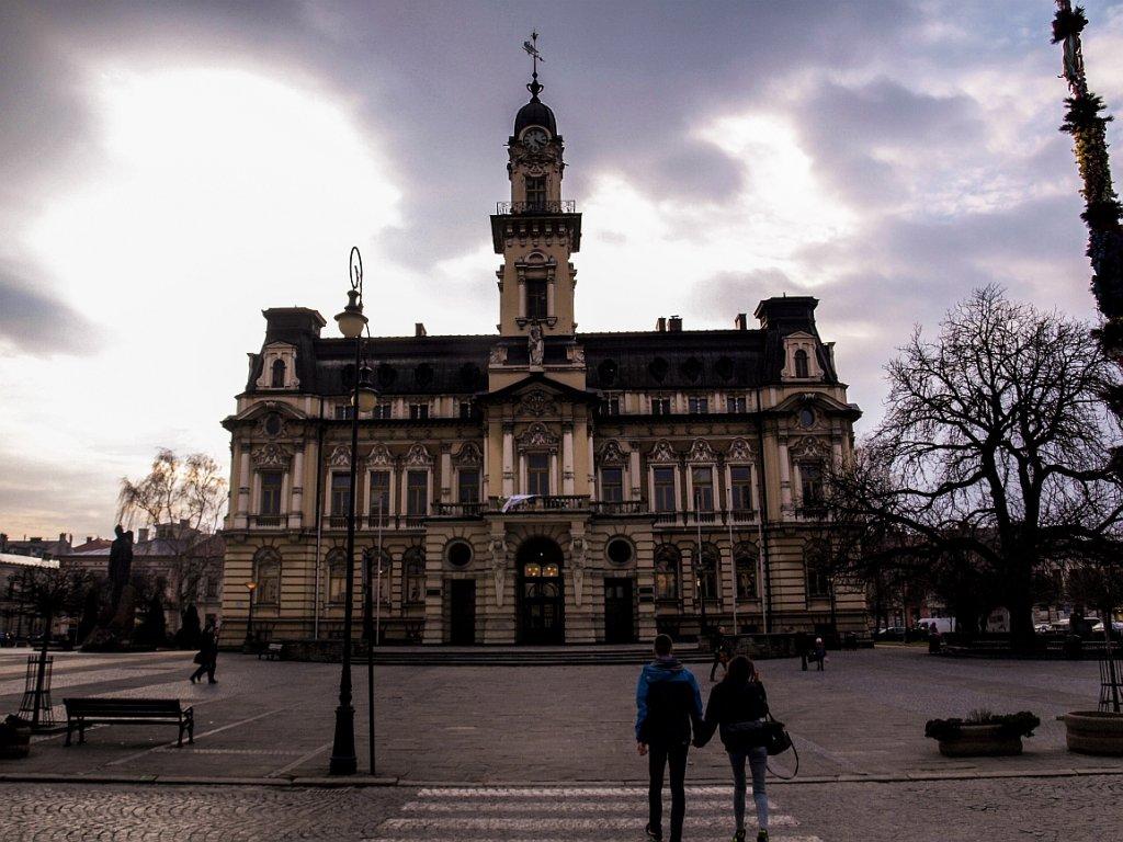 Nowy Sącz (fot. Mateusz Witkowski)