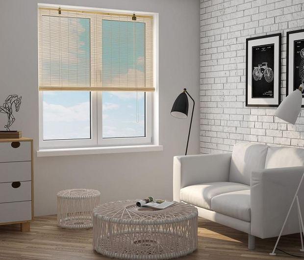 Roleta bambusowa jako praktyczna dekoracja okienna