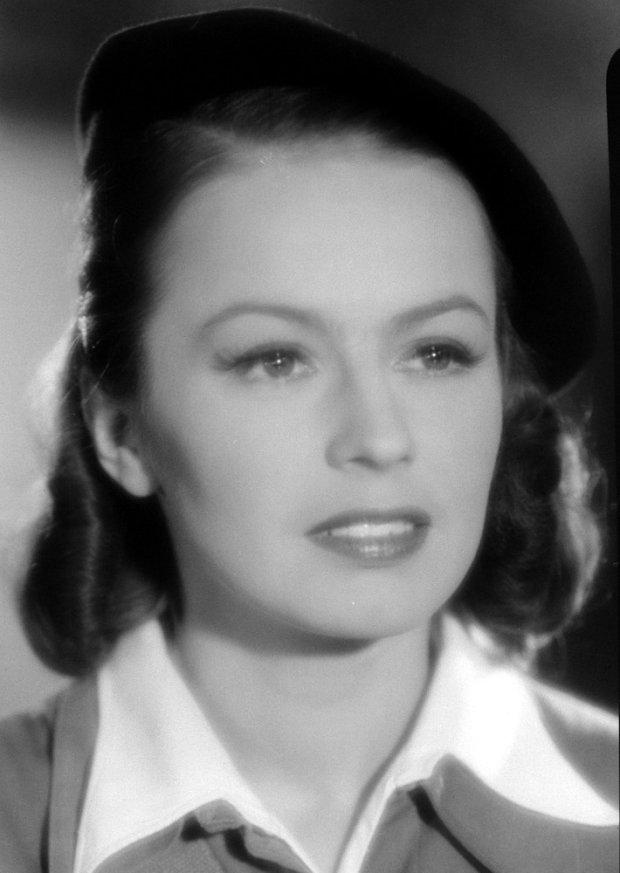Danuta Szaflarska, kadr z filmu