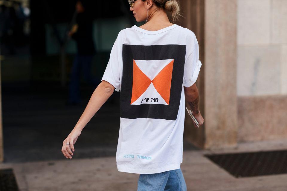 Wyprzedaż T-shirtów na lato