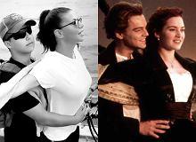 Edyta Górniak odtworzyła słynną scenę z ''Titanica''. Z Allanem!