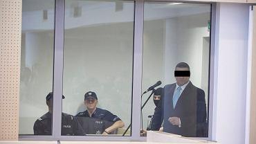 Gangster Maciej B., ps. 'Baryła'
