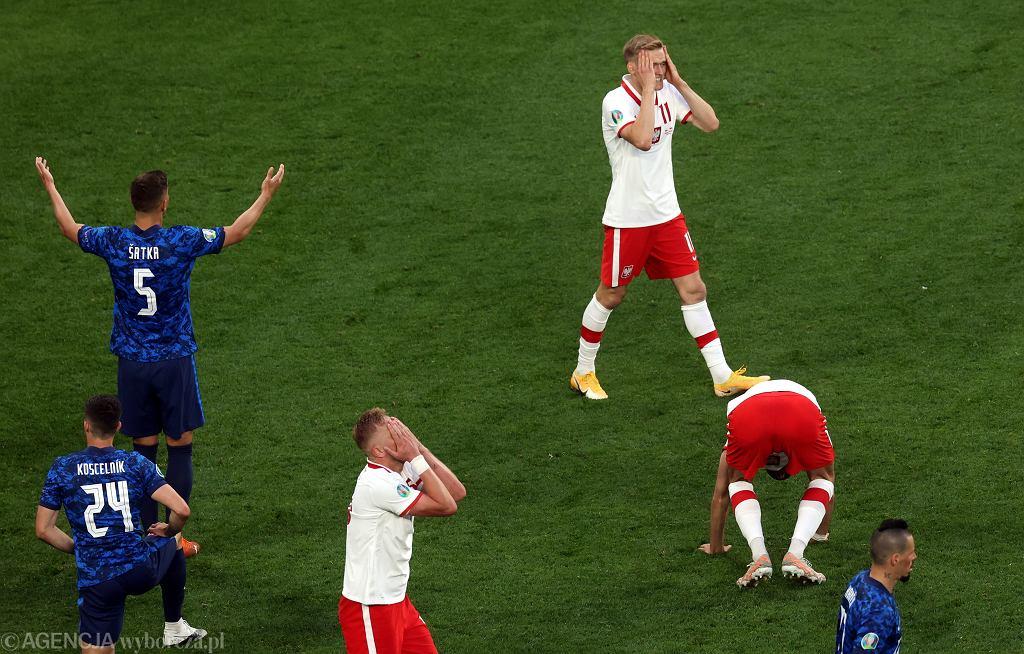 Euro 2020. Mecz Polska - Słowacja