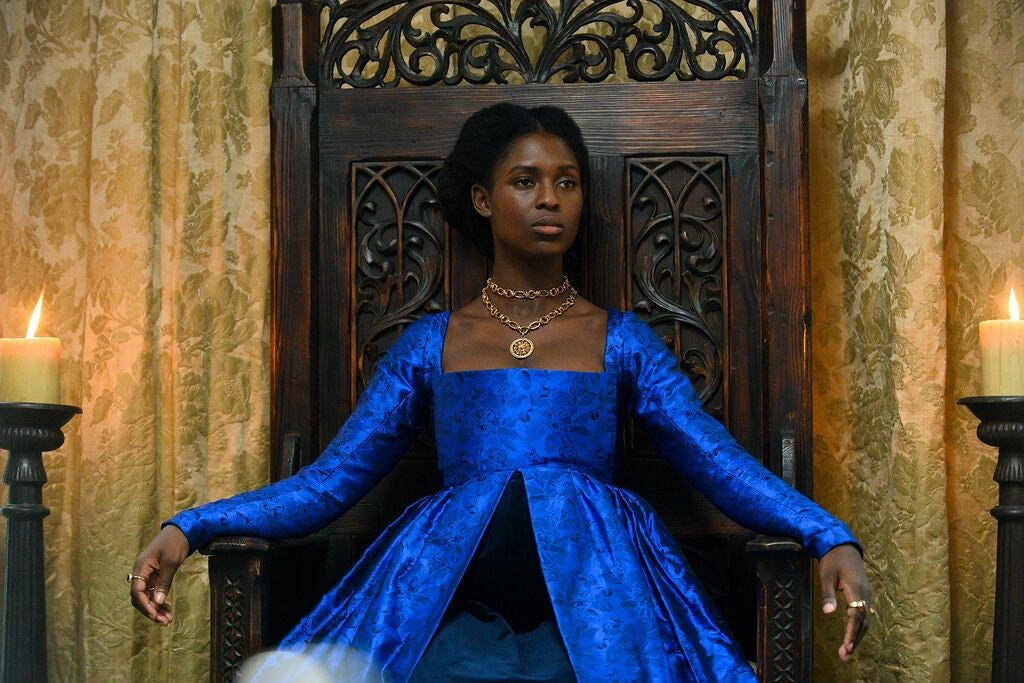'Anne Boleyn' - materiały promocyjne