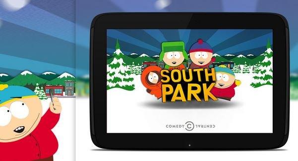 Aplikacja South Park już do pobrania